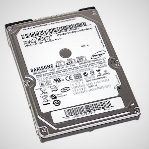 HP Designjet T770 and T1200 Hard Drive