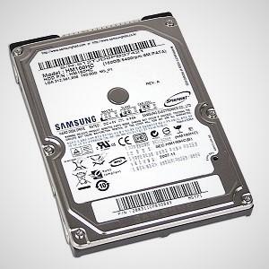 HP Designjet Z3200 and Z3200ps Hard Drive